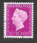 Stamps : Europe : Netherlands :  289 - Reina Guillermina de los Países Bajos
