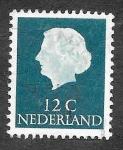 Stamps Netherlands -  345 - Reina Juliana de los Países Bajos