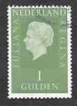 Sellos de Europa - Holanda -  469 - Reina Juliana de los Países Bajos