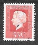 Stamps of the world : Netherlands :  542 - Reina Juliana de los Países Bajos
