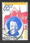 Stamps of the world : Netherlands :  599 - Reina Beatriz de los Países Bajos