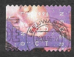 Stamps of the world : Netherlands :  949 - Collage de Rostros y Manos