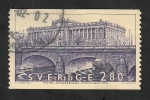 Stamps : Europe : Sweden :  1719 - El Parlamento
