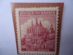 Sellos del Mundo : Europa : Checoslovaquia : Brünn/Brno -Protectorado de  Bohemia y Moravia - Serie: Stamp Checoslovaquia.