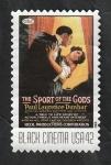 Stamps : America : United_States :  4081 - Película clásica del cine norte americano