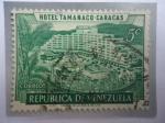 Sellos del Mundo : America : Venezuela : Hotel Tamanaco-Caracas.