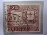 Stamps Venezuela -  Santiago de Mérida de los Caballeros - Cuatricentenario de su Fundación (1558-1958)