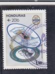 sello : America : Honduras : JOSE CRISTOBAL ALCERRO AVILA