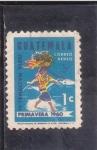 de America - Guatemala -  FERIA NACIONAL PRIMAVERA 1960