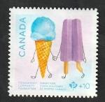 de America - Canadá -  Fundación de la Comunidad de Correos de Canadá