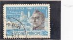 Stamps : Africa : São_Tomé_and_Príncipe :  MANUEL DA NOBREGA -SACERDOTE