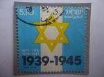 de Asia - Israel -  Brigada Judía del Ejercito Británico (Yischuv) en la Segunda Guerra Mundial- 1939-1945.