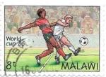 sello : Africa : Malawi : deportes