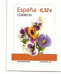 Stamps Spain -  Pensamiento