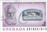 de America - Granada -  100 ANIVERSARIO DE ALEXANDER GRAHAM BELL