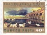 de Europa - Hungría -  PAISAJE