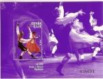 Stamps Spain -  Bailes y danzas populares. La jota.