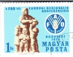 de Europa - Hungría -  Regional FAO Congreso, Budapest