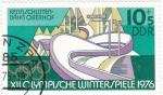 de Europa - Alemania -  OLIMPIADA WINTERS PIELE