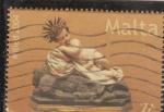 de Europa - Malta -  NIÑO JESUS