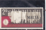 Stamps : Europe : Malta :  AÑO INTERNACIONAL