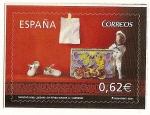 Sellos de Europa - España -  Navidad 2009. Llegan los Reyes Magos.