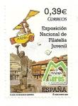 Sellos de Europa - España -  Juvenia 2009. Mieres.
