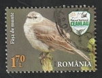 de Europa - Rumania -  6055 - Ave, Anthus spinoletta