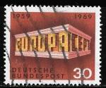 de Europa - Alemania -  Alemania-cambio