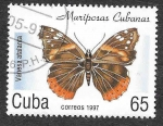 Sellos del Mundo : America : Cuba : 3830 - Mariposa