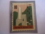 Stamps Asia - Israel -  YODFAT - KKI