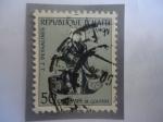 Stamps America - Haiti -  Jean Jacques Dessalines (1756-1806) - Emperador de Haití.