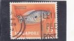 Stamps Asia - Singapore -  PEZ
