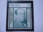 de America - Venezuela -  Rómulo Gallegos (1884-1969) Centenario del Nacimiento del Presidente Gallegos - Su Firma.