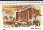 Sellos del Mundo : Europa : Rumania :  PERDIDA DE LA BASTILLA