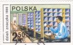 Sellos del Mundo : Europa : Polonia :  SERVICIO POSTAL