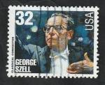 Sellos del Mundo : America : Estados_Unidos : 2657 - George Szell, director de orquesta