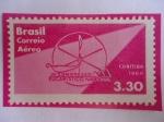 de America - Brasil -  VII Congreso Eucarístico Nacional - Curitiba 1960