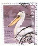 Sellos del Mundo : Asia : China : Dalmatian Pelican