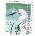 Sellos del Mundo : Asia : China : Little Egret