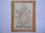 de Europa - Portugal -  Virgen de Fátima - Año Santo 1956