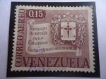de America - Venezuela -  Santiago de Mérida de los Caballeros - Cuatricentenario de su Fundación (1558-1958)