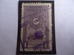 Sellos del Mundo : America : Venezuela : E.E.U.U. de Venezuela - Flota Mercante Gran Colombiana. 5 de Julio de 1947