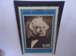 de America - Venezuela -  General José Antonio Páez(1770-1873)- Centenario de la Muerte del General (1873-1973) Prócer de la I