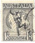 Stamps Oceania - Australia -  mercurio