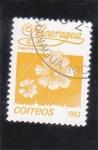 de America - Nicaragua -  FLORES