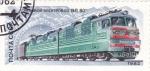 Stamps Europe - Russia -  LOCOMOTORA