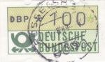 de Europa - Alemania -  CORNETA