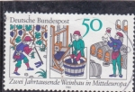 Stamps Europe - Germany -  VITICULTURA