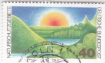 Stamps : Europe : Germany :  Protección del Medio Ambiente